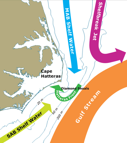 Cape Hatteras Project Map 2 w
